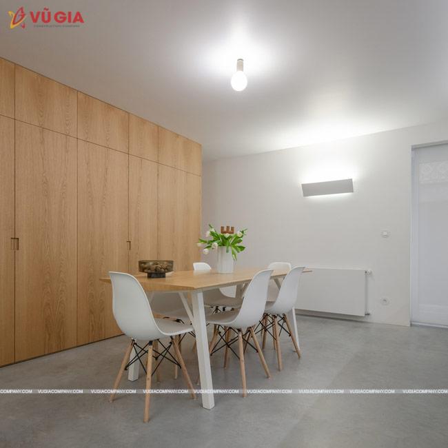 nội thất phòng ăn hiện đại