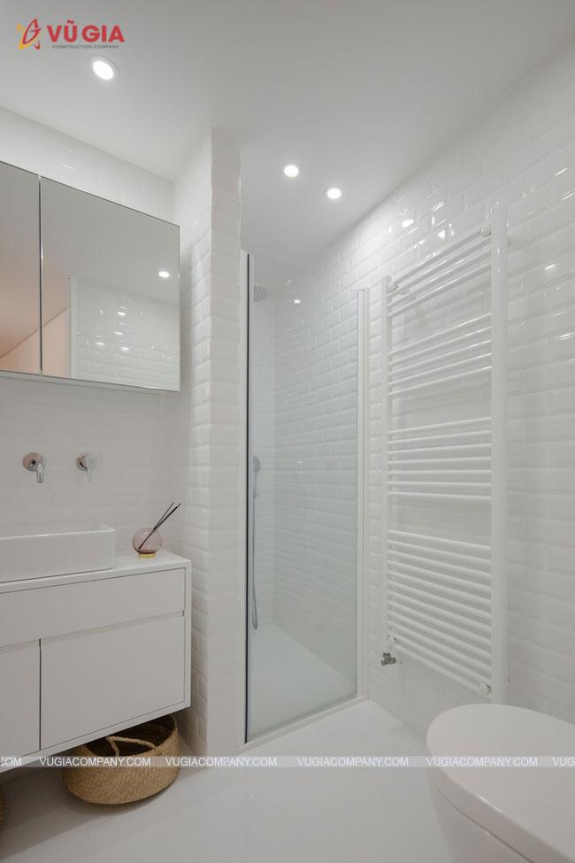 nội thất phòng tắm hiện đại