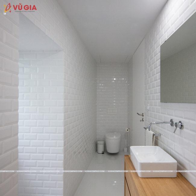 nội thất phòng vệ sinh hiện đại